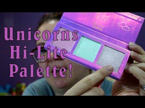 Lime Crime Unicorns Hi Lite Palette