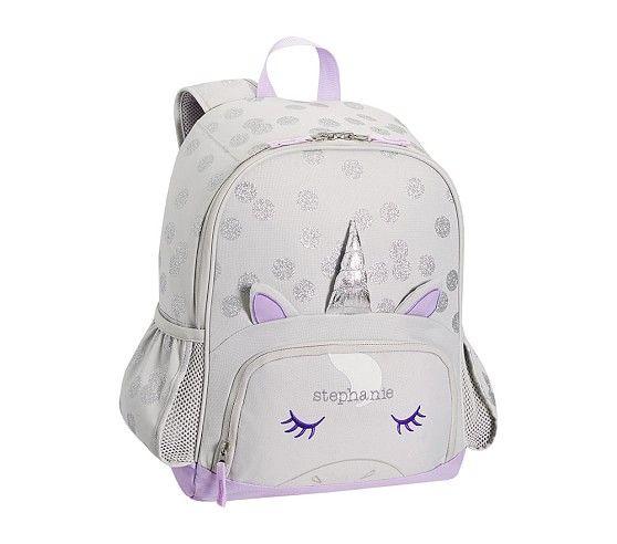 Mackenzie Critter Unicorn Backpack