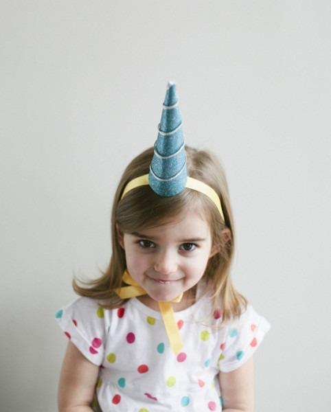 Make A Unicorn Horn • A Subtle Revelry