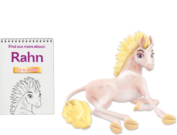 Mia And Me – International – Welcome In Centopia – Rahn