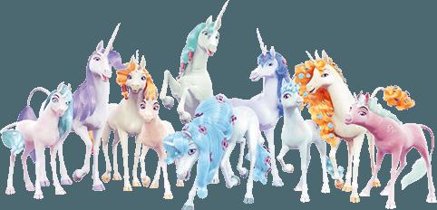 Mia And Me – International – Welcome In Centopia – Unicorns