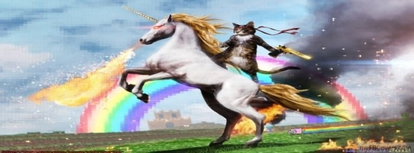 Microsoft Cat Unicorn Wallpaper