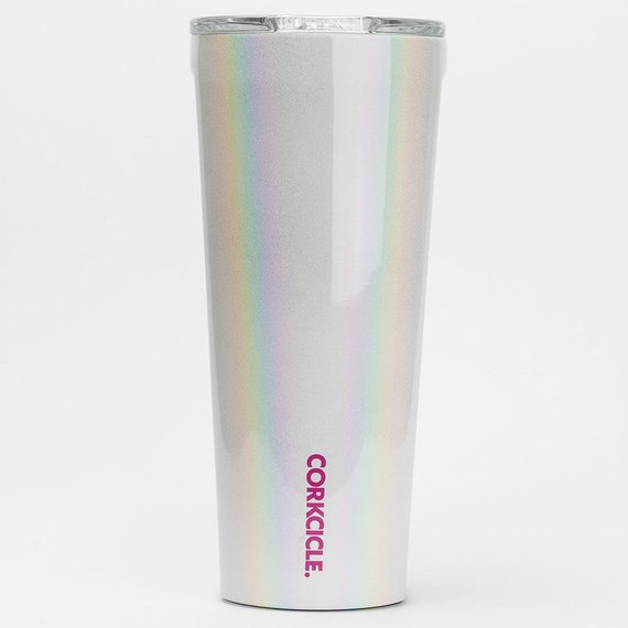 Monogrammed 24 Oz Unicorn Magic Tumbler With Lid By Corkcicle