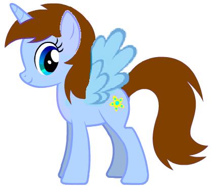 My Little Pony Clipart Pegasus Unicorn 1