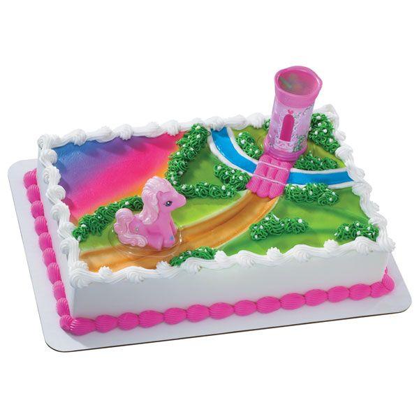 My Little Pony Kaleidoscope Cake Via Publix