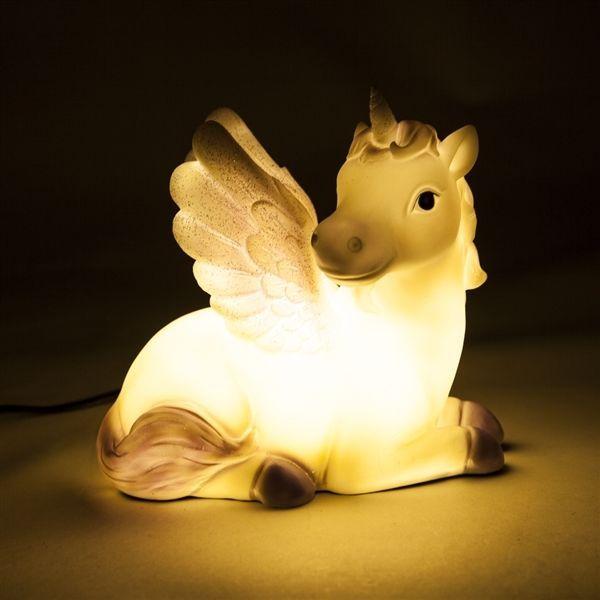 Mystical Unicorn Table Lamp Led Light Kawaii Cute Novelty Night