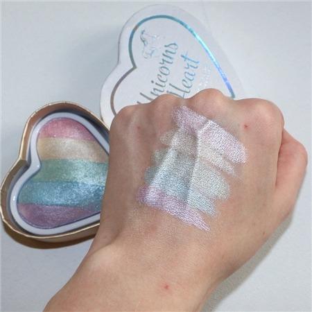 New Launch] I Heart Makeup Unicorns Heart Highlighter