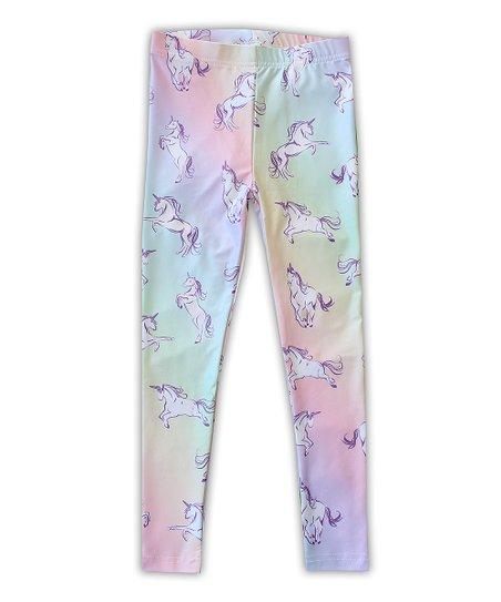 Pastel Unicorn Leggings