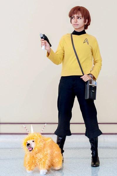Pavel Chekov (star Trek) By Quantumdestiny