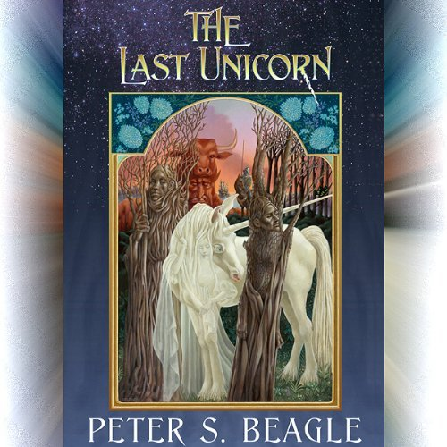 Peter Beagle's The Last Unicorn As Unabridged Mp3 Audio, Read By