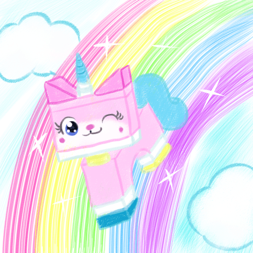 Pink Fluffy Unicorns Dancing On Rainbows   Lol, Xd Love That Song