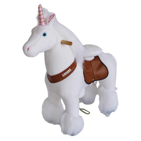 Pony Cycle Unicorn Ride On Toy   Target