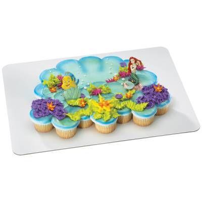 Publix Mermaid Pull Apart Cake