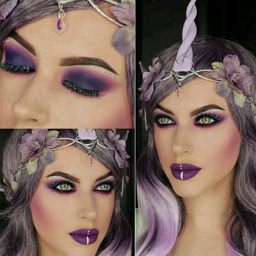 Purple Unicorn Costume Discovered By Natasha Lauricella