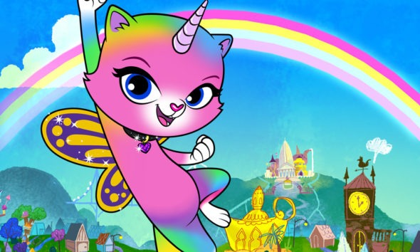 Rainbow Butterfly Unicorn Kitty  Nickelodeon Reveals Animated