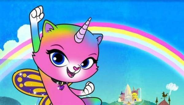 Rainbow Butterfly Unicorn Kitty Launches On Nickelodeon