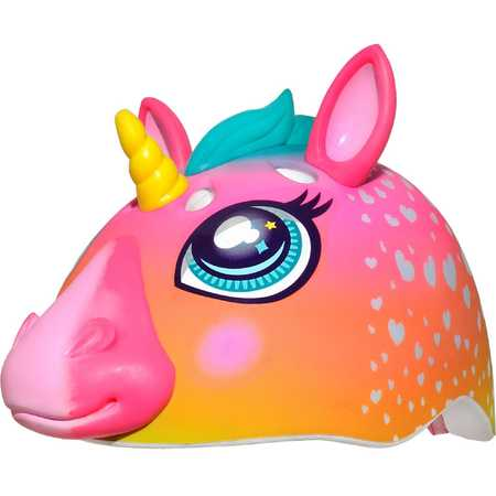 Raskulz Rainbow Unicorn Bike Helmet