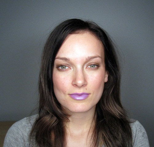 Review  Lime Crime Airborne Unicorn Opaque Lipstick