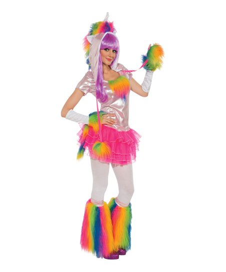 Rubies Rainbow Unicorn Costume Set