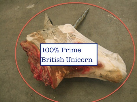 Scientists Identify Unicorn Dna