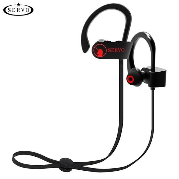 Servo Unicorn Ipx7 Waterproof Sport Wireless Bluetooth Earphone