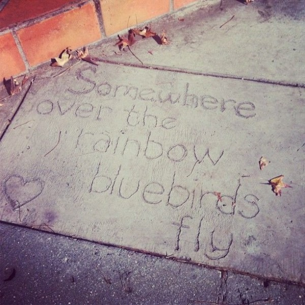 Somewhere Over The Rainbow  Quote  Song  Lyric