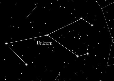 Star Sign Unicorn