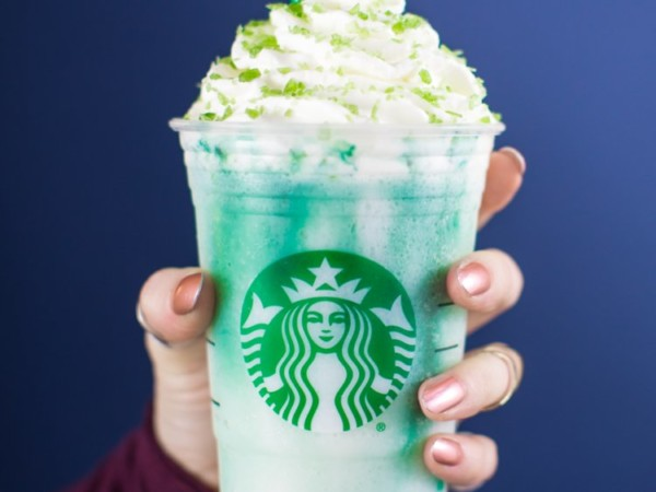 Starbucks' Crystal Ball Frappuccino Tries To Copy Unicorn's