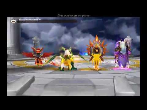 Summoner War Wind Unicorn In Arena