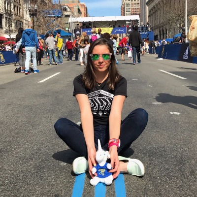 The 2018 Boston Marathon  Charlyn Chapal Explains The Magnetism Of
