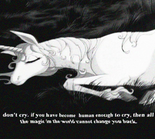 The Last Unicorn Shared By M  On We Heart It