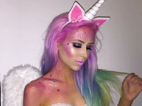 This Easy Unicorn Halloween Costume Is Blowing Up On Unicorn Images Gallery