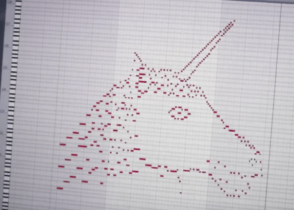 This Unicorn Made Out Of Midi Notes Sounds Far Better Than It Should