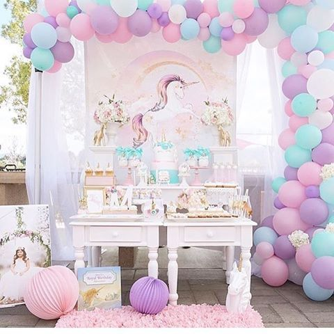This Weekend's Magical Set Up By Christina @mjkreations  Party