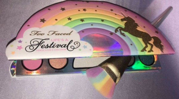 Too Faced's New Unicorn Collection Is Majestic