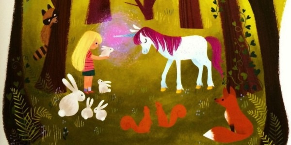 Uni The Unicorn By Amy Rosenthal   The Childrens Book Review