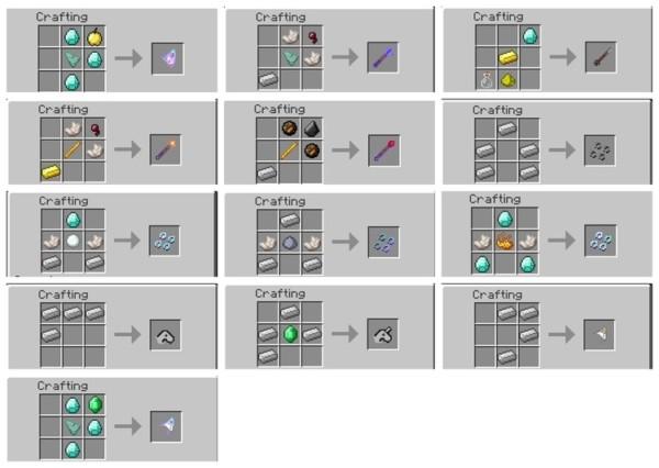 Unicorn & Pegasus Mod 1 12 2 1 11 2 For Minecraft
