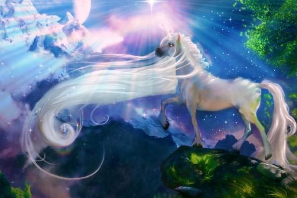Unicorn Background ·① Download Free Beautiful High Resolution