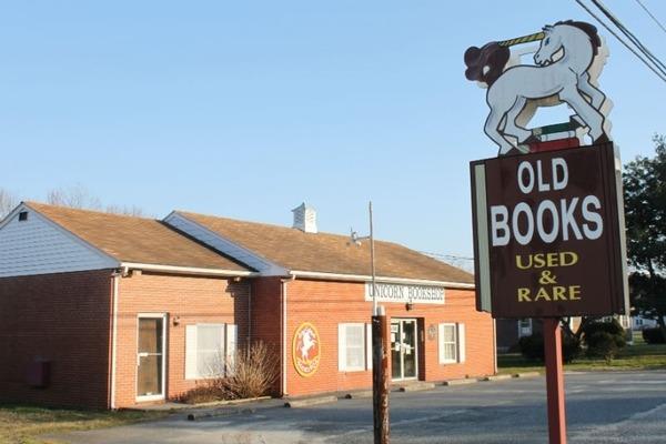 Unicorn Bookshop In Trappe, Md