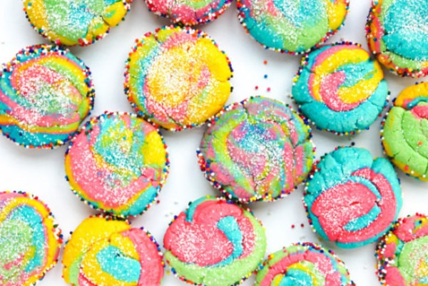 Unicorn Cookies – The Salted Cookie