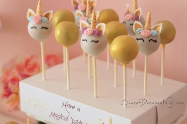 Unicorn Dessert Table – Sweet Dreams By Lori Baker