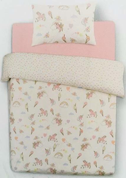 Unicorn Duvet Cover Set Size Single Primark Bedding  Amazon Co Uk