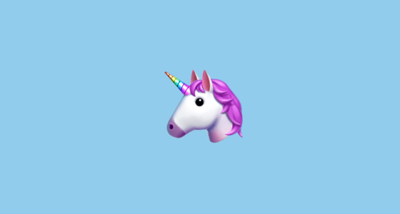 🦄 Unicorn Face Emoji On Apple Ios 10 2