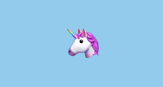 🦄 Unicorn Face Emoji On Apple Ios 10 2