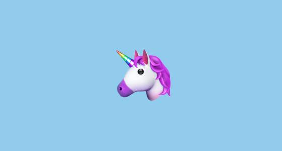 🦄 Unicorn Face Emoji On Apple Ios 11 3