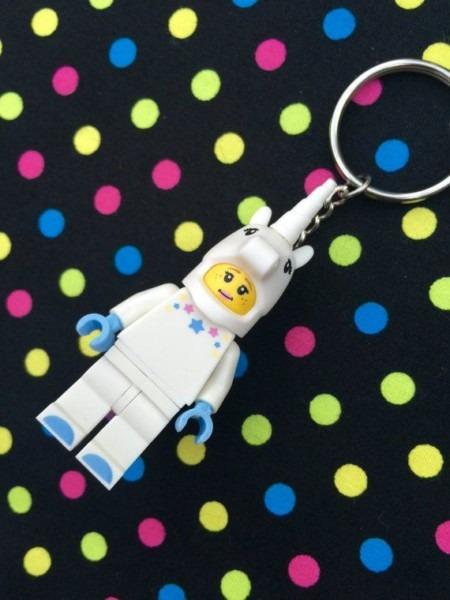 Unicorn Girl Figure Keyring   Keychainhandmade By Geekywears
