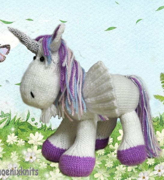 Unicorn Knitting Patterns