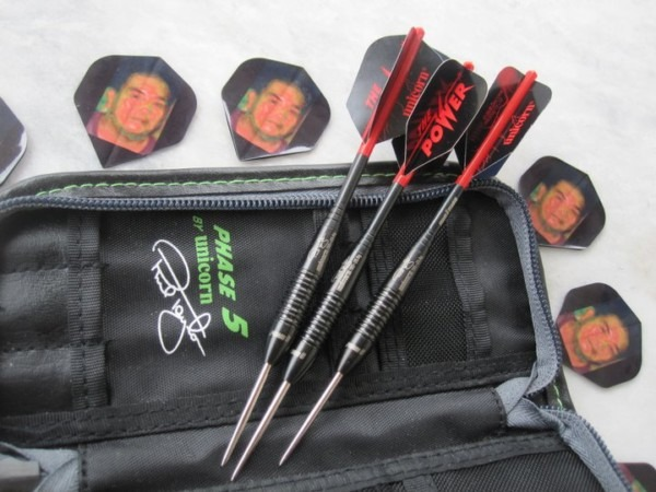 Unicorn Phil Taylor Phase 5 Black 26g