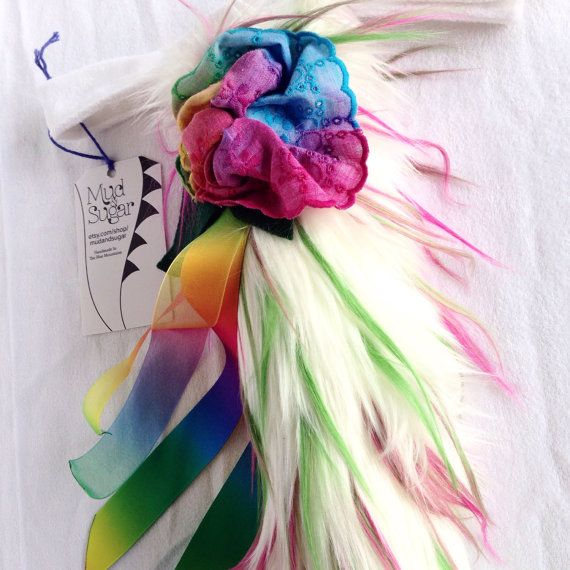 Unicorn Tail, Unicorn Costume, Unicorn, Kids Costume