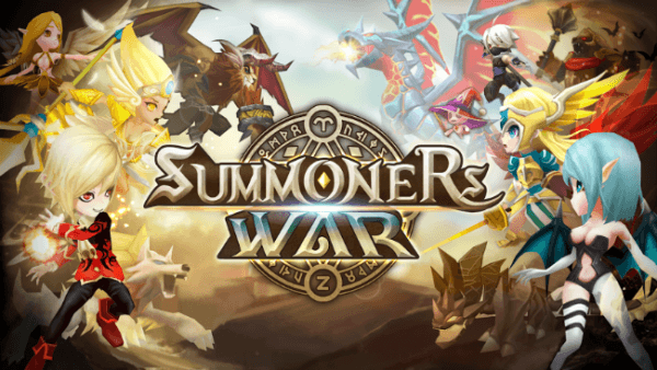 Unicorn Update Summoners War
